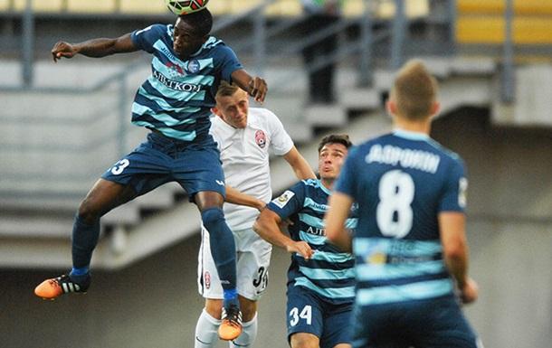 Луганська Зоря починає чемпіонат із нищівної перемоги