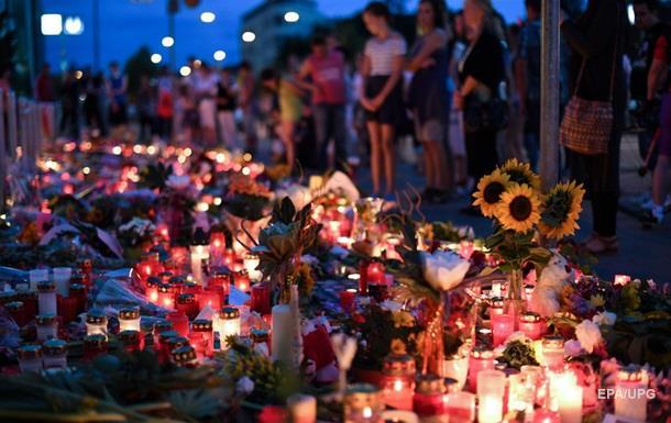 В Германии задержан юноша, знавший о планах мюнхенского стрелка