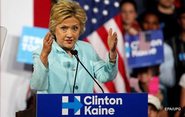 Клінтон пообіцяла не користуватися електронною поштою в Білому Домі