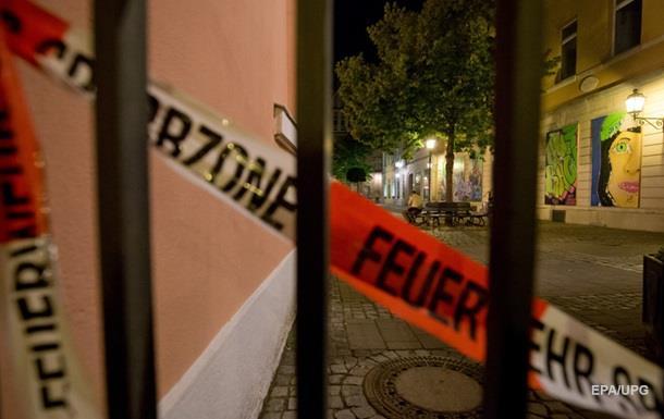 Полиция выяснила личность подрывника в немецком ресторане