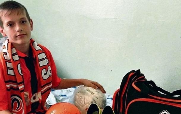 Гравець Шахтаря оплатив лікування юному футболісту