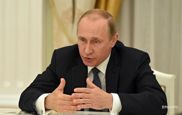 Путин заявил об обострении на Ближнем Востоке