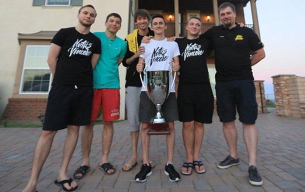 Dota 2: украинские Na`Vi становятся чемпионами