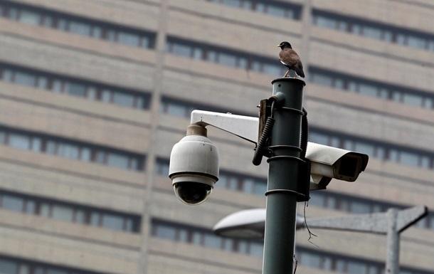По всей Украине намерены установить видеокамеры