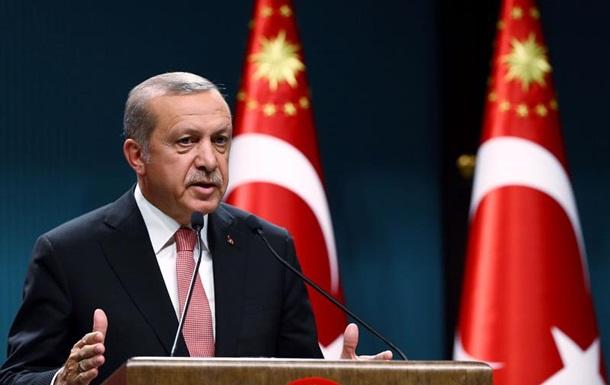 Ердоган назвав путчистів  терористами із секти вбивць