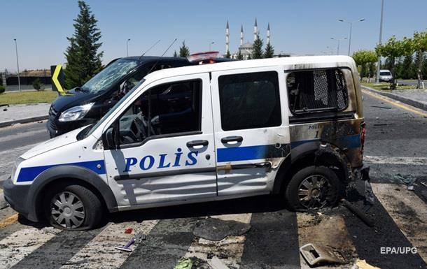 В Турции взрыв: погибли трое полицейских