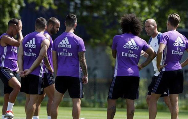 Реал получит 12 млн евро за три товарищеских матча