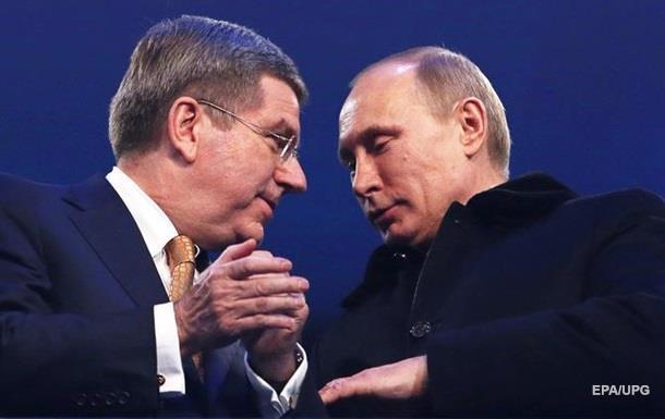 В соцсетях обсуждают российский бизнес главы МОК