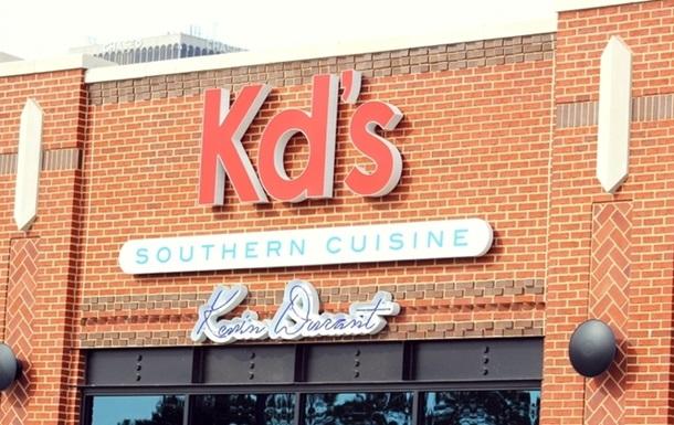 Ресторан Кевіна Дюранта в Оклахомі більше не працює