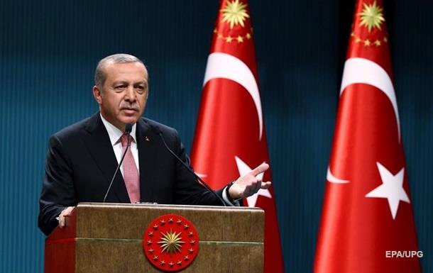 Ердоган: ЄС не виконав зобов язання перед Туреччиною