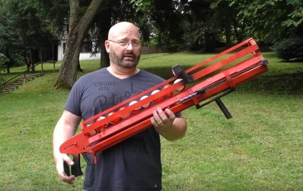 Немец создал пушку для ловли покемонов