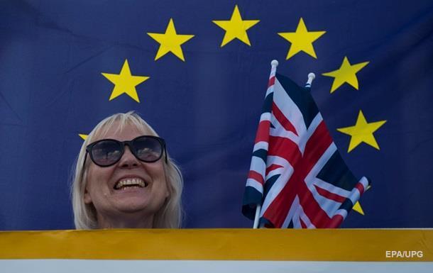 Brexit поддерживают 56% украинцев - опрос