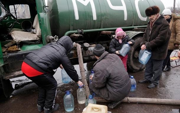 ДНР: Докучаевск остался без воды после обстрела