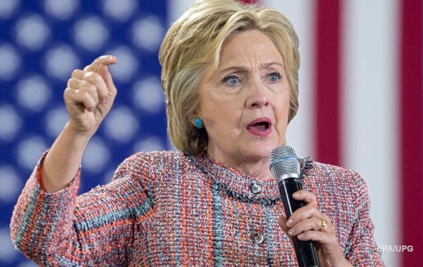 Клинтон и Сандерс выдвинуты кандидатами на пост президента