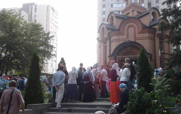 Хресна хода: на молебень пустять тільки українців