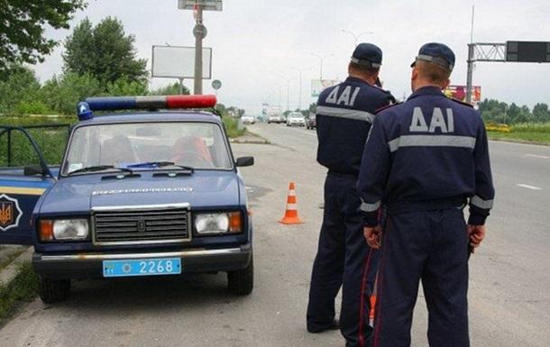 Экс-гаишники продолжают патрулировать трассы