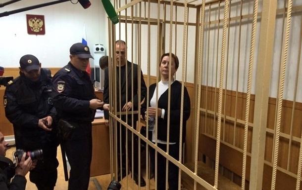 У РФ продовжили арешт директору української бібліотеки