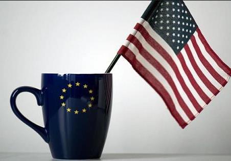 Амбиции США в Европе