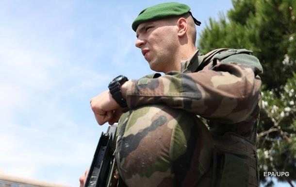 Во Франции решили создать Национальную гвардию