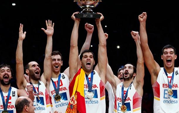 Сборная Испании по баскетболу объявила состав на Олимпиаду