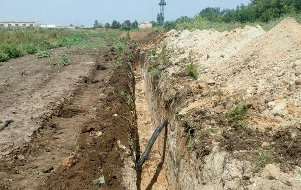 На Луганщине нашли два нелегальных нефтепровода