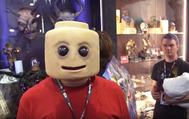 Lego-человек напугал пользователей сети