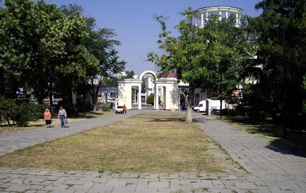 Центральний парк Сімферополя перейменували на честь Катерини II
