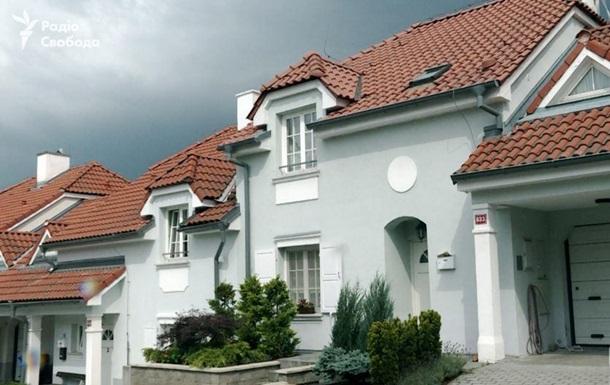 Журналисты нашли у жены Шокина дом в Праге