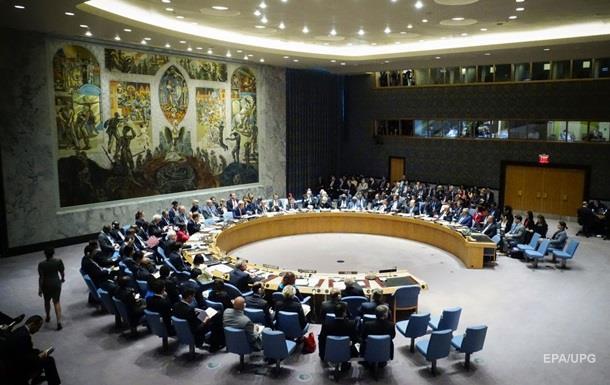 РФ заблокировала проект заявления Совбеза ООН по Крыму