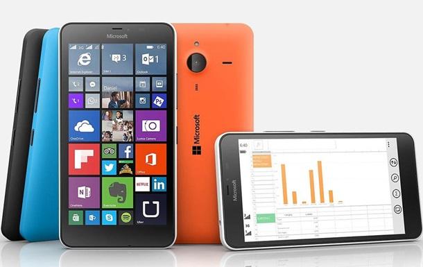 Microsoft назвала количество проданных смартфонов