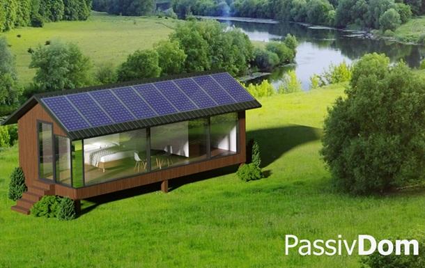 Украинские физики представляют самый теплый  энергонезависимый дом в мире