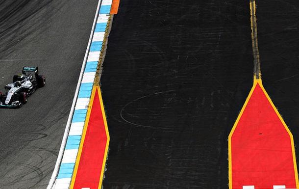 Формула 1. Гран-прі Німеччини. Росберг - найшвидший в першому тренуванні