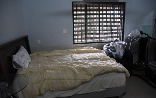 В тюрьме Парагвая обнаружили  номер-люкс  наркобарона