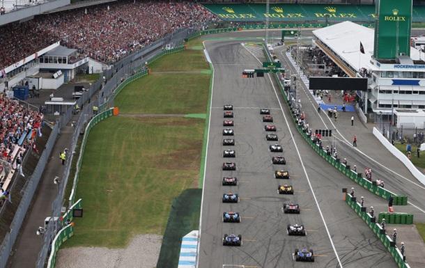 Формула-1. Підсумки гран-прі Німеччини