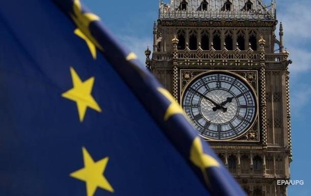 ЕС назвал сроки по выходу Британии