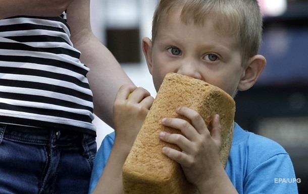 Українці витрачають більше на харчування, але їдять менше