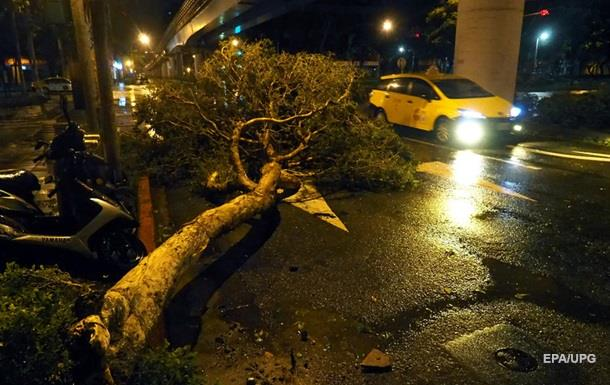 Китай в ожидании самого мощного за 33 года тайфуна