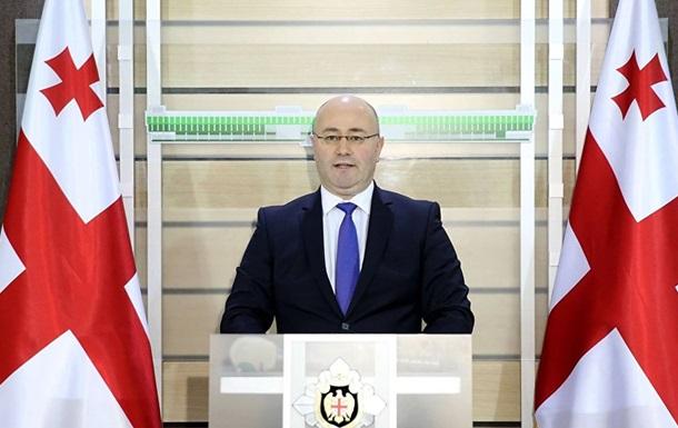 У Грузії призначили нового міністра оборони