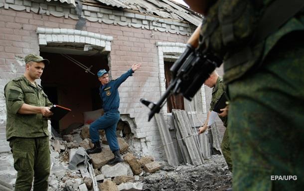Доба в АТО: обстріли на Донецькому напрямку