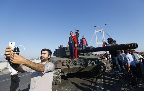 Збитки від перевороту в Туреччині склали $100 млрд