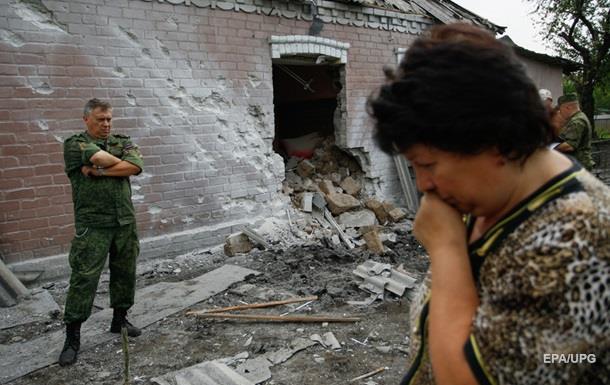 У ДНР заявили про двох поранених жителів через обстріл