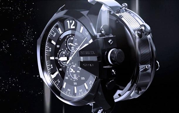 Часы марки Diesel – выбор тех, кто ценит свободу
