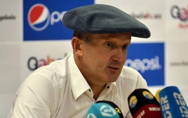 Екс-тренер Чорноморця заговорив азербайджанською мовою