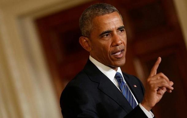 Обама: США продовжуватимуть підтримувати Україну