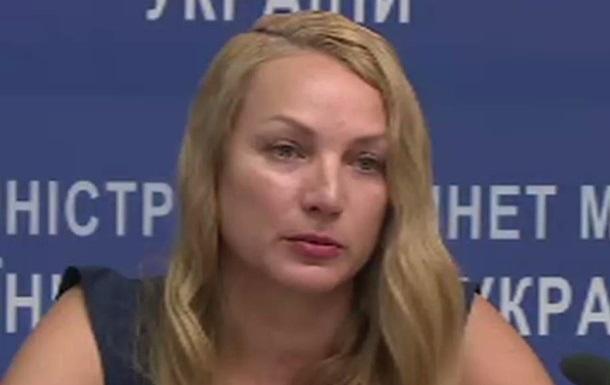 Заместитель Стеця подала в отставку из-за  атак на журналистов