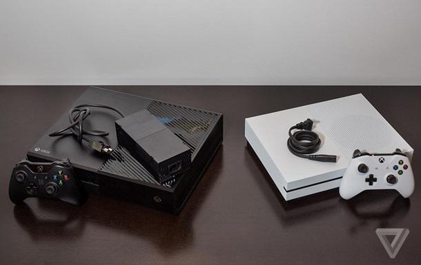 Microsoft випустила нову Xbox One