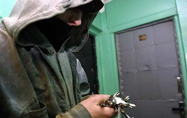 Адвокат: В центре Киева число квартирных краж выросло в 20 раз