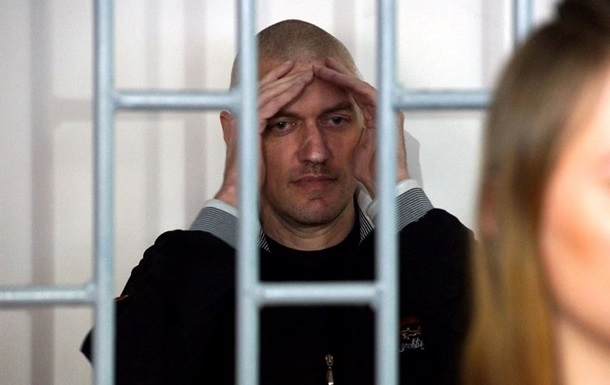 Клих надіслав з чеченської в язниці лист Гройсману