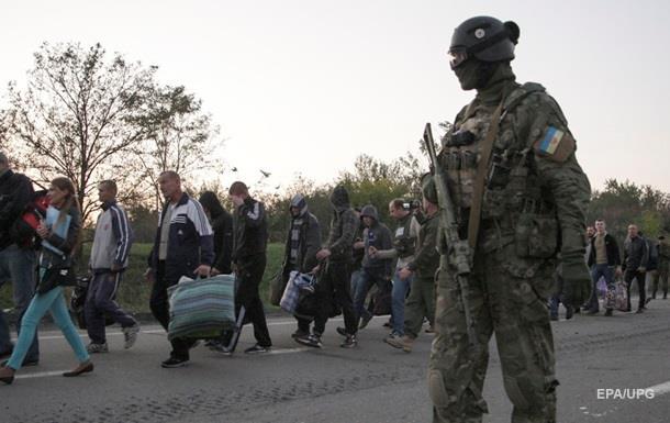 У ЛДНР повідомили Києву, де містяться 45 полонених