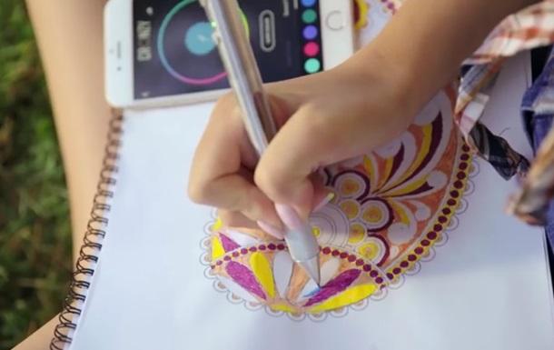 Создана ручка с 16 миллионами цветов